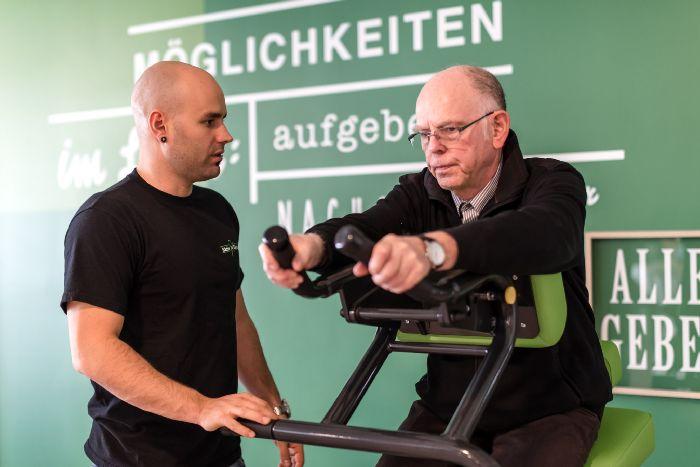 FitnessstudioAktiv und Gesund Fitnessstudio- Deine Schmerz-Experten!