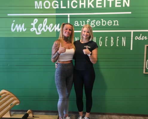 Katha bei Aktiv&Gesund Budenheim