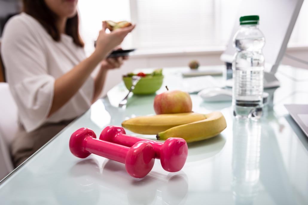 Fitnesstraining bei Aktiv&Gesund hilft gegen Stress