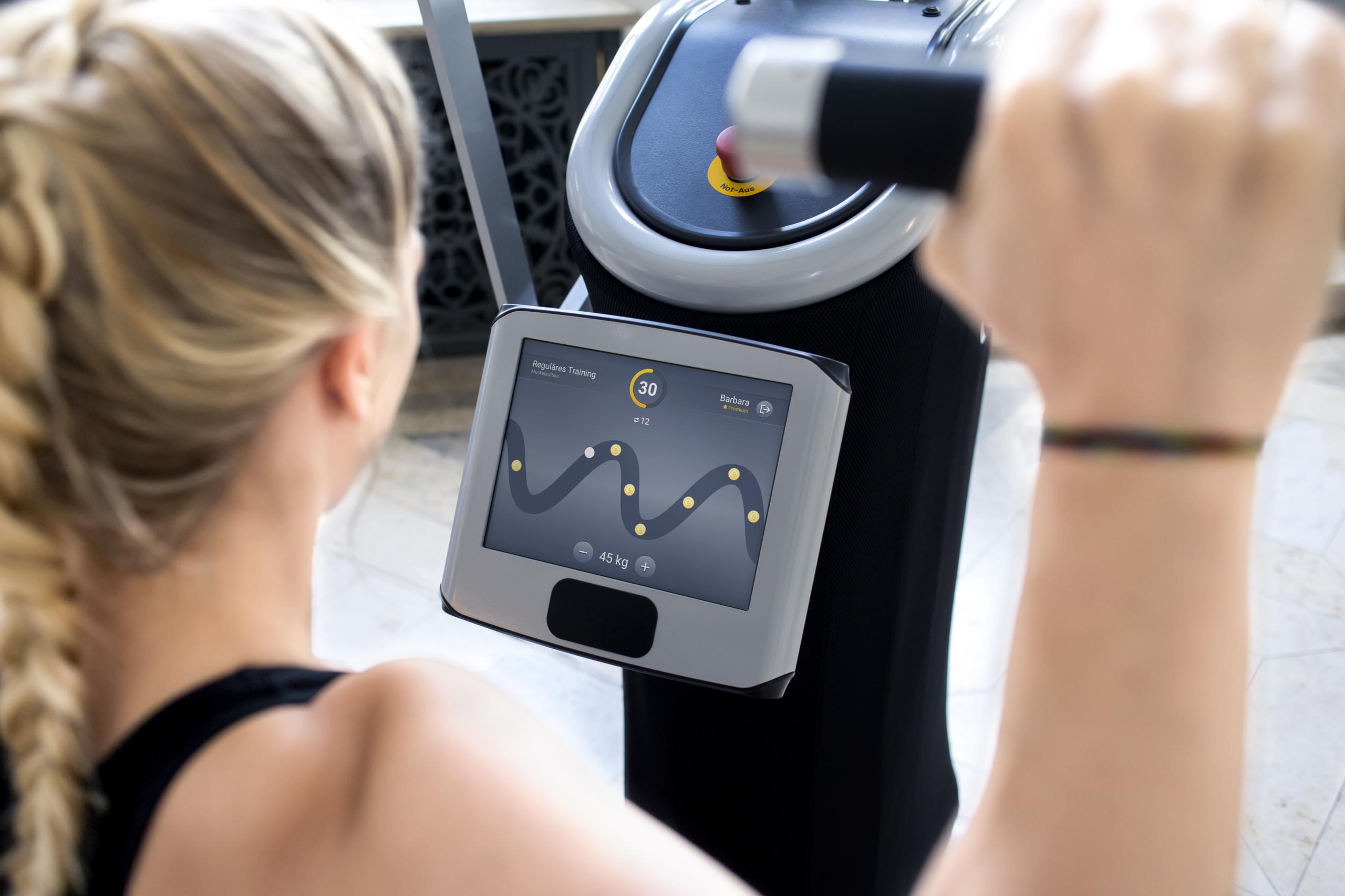 Modernes Zirkeltraining bei Aktiv&Gesund