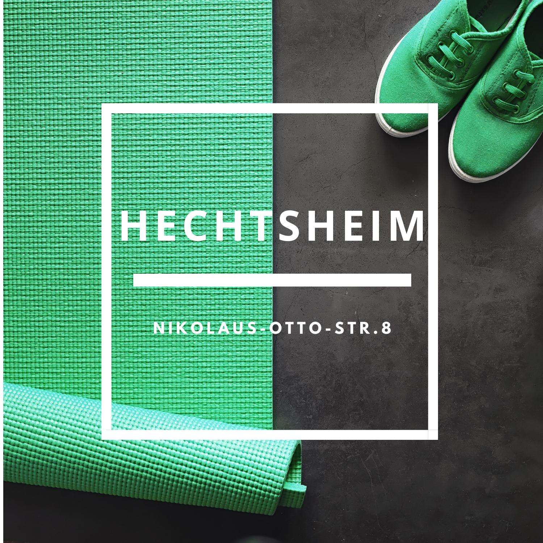 Fitnessstudio in Mainz Hechtsheim
