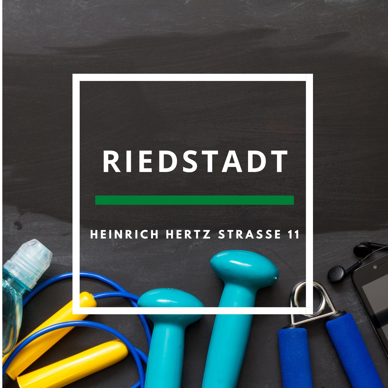 Fitnessloft Riedstadt - Dein Fitnessstudio in Riedstadt