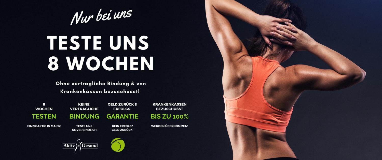 Deine Fitnessstudios in Mainz